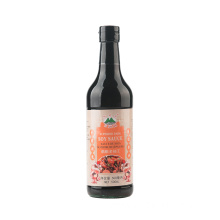 500ml Glass Bottle Dark Soy Sauce